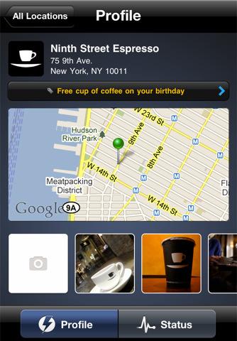 PowerListings iPhone app