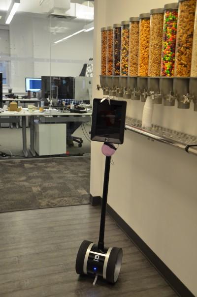 Robot Eng Kitchen