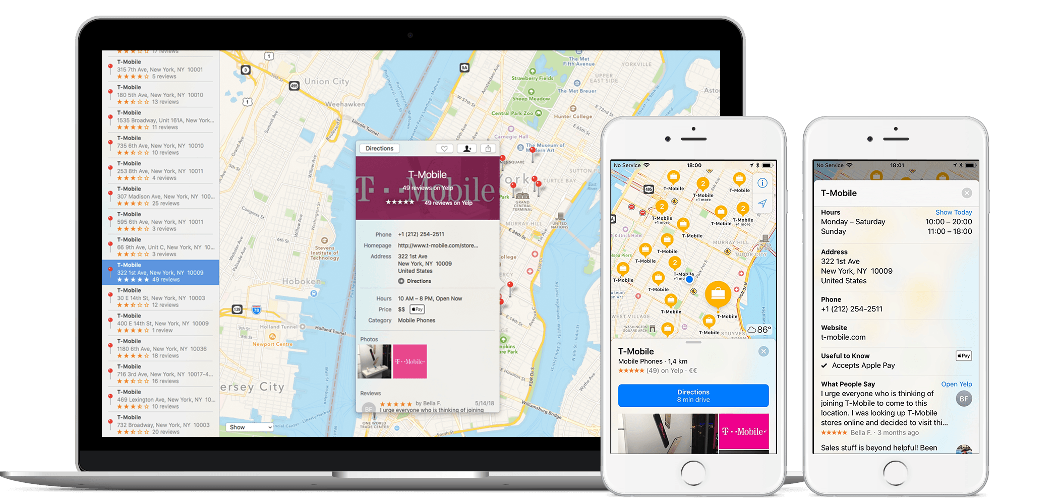 Apple Maps | Update Your Apple Maps Business Listings - Yext