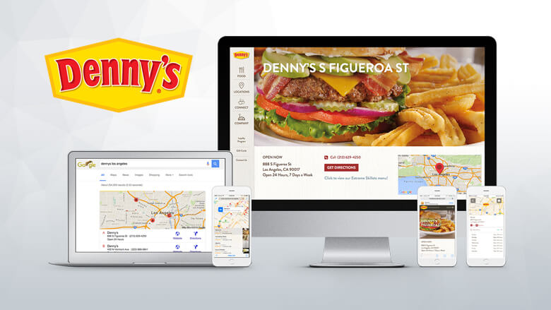 denny s partners with yext to empower local franchisees sees 162