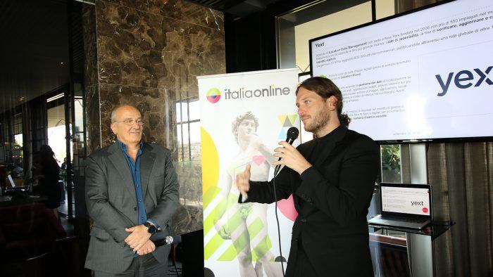Yext partners Italiaonline