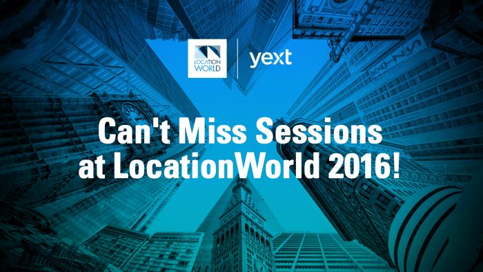 LocationWorld Sessions