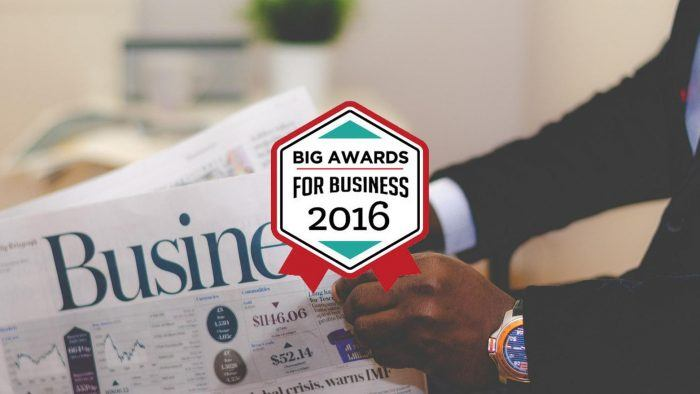 BIG Award for Business