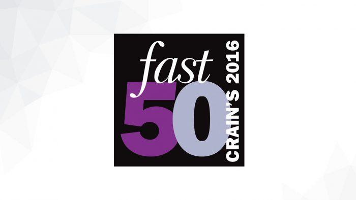 Crain's fast 50