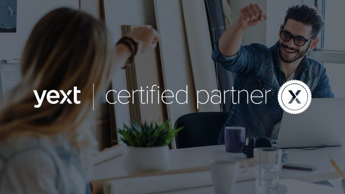 Partner certification yext