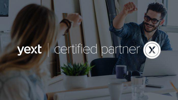 Partner certification yext
