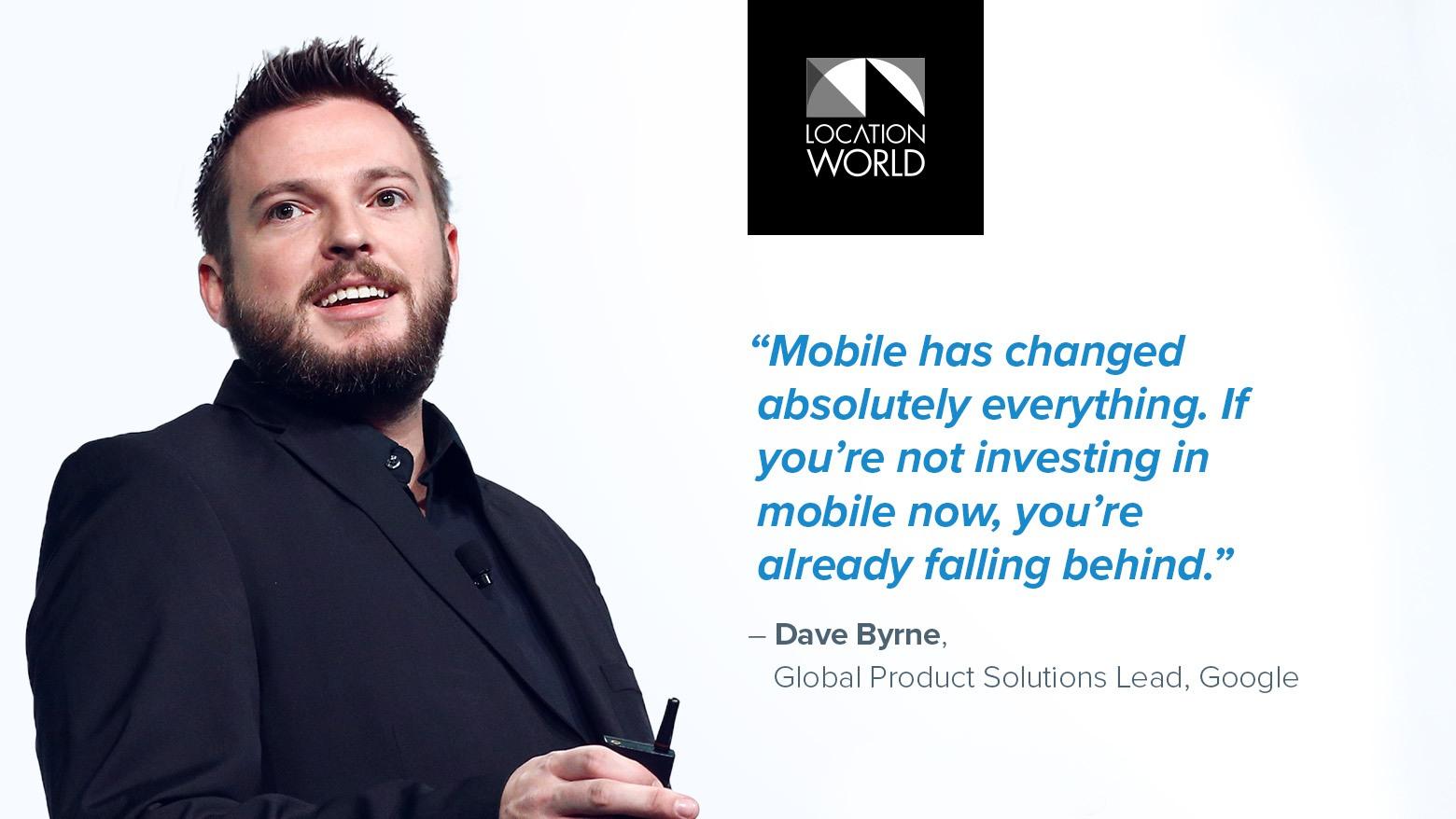 Dave Byrne Google Yext