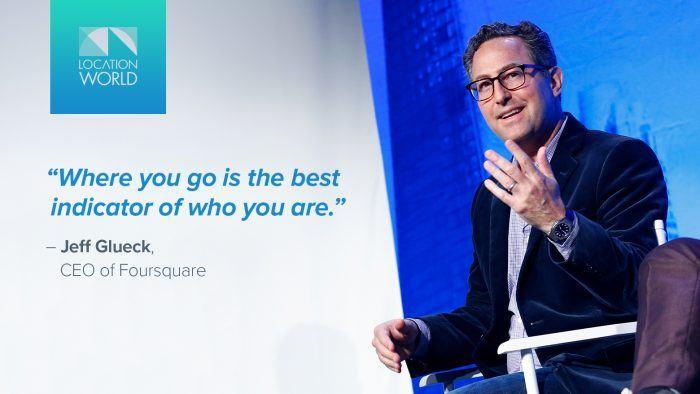Jeff Glueck Foursquare