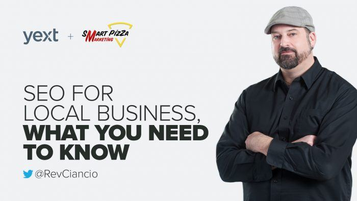 Rev Ciancio Smart Pizza Marketing