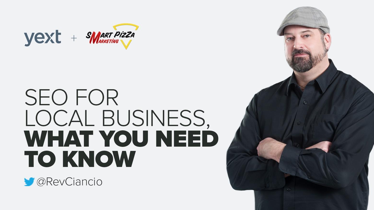 Rev Ciancio Smart Pizza Marketing