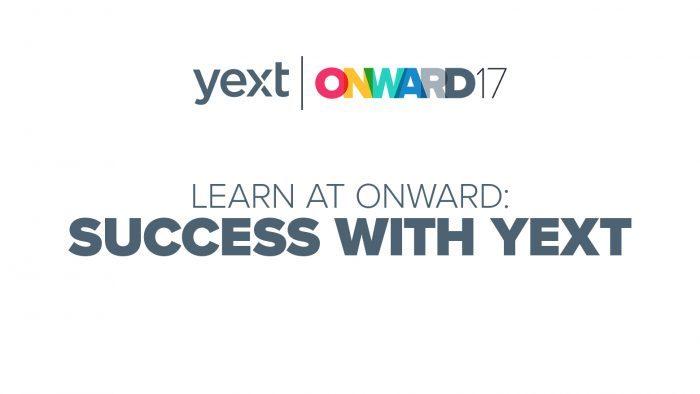 Onward yext