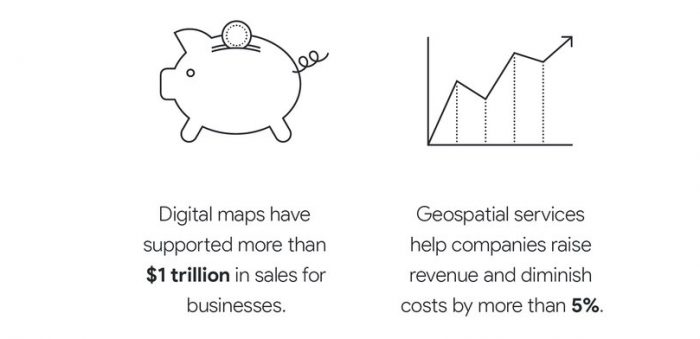 digital maps $1 trillion dollars