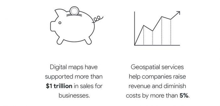 digital maps $1 trillion dollars