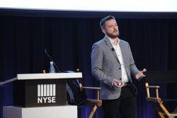 speaks onstage at the ONWARD17 Partner Summit on November 3, 2017 in New York City.