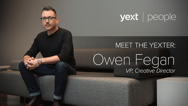 Owen Fegan Yext