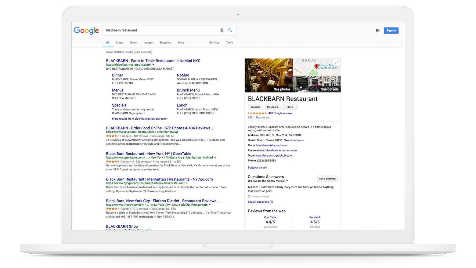How the Knowledge Graph Impacts Your Business | Yext