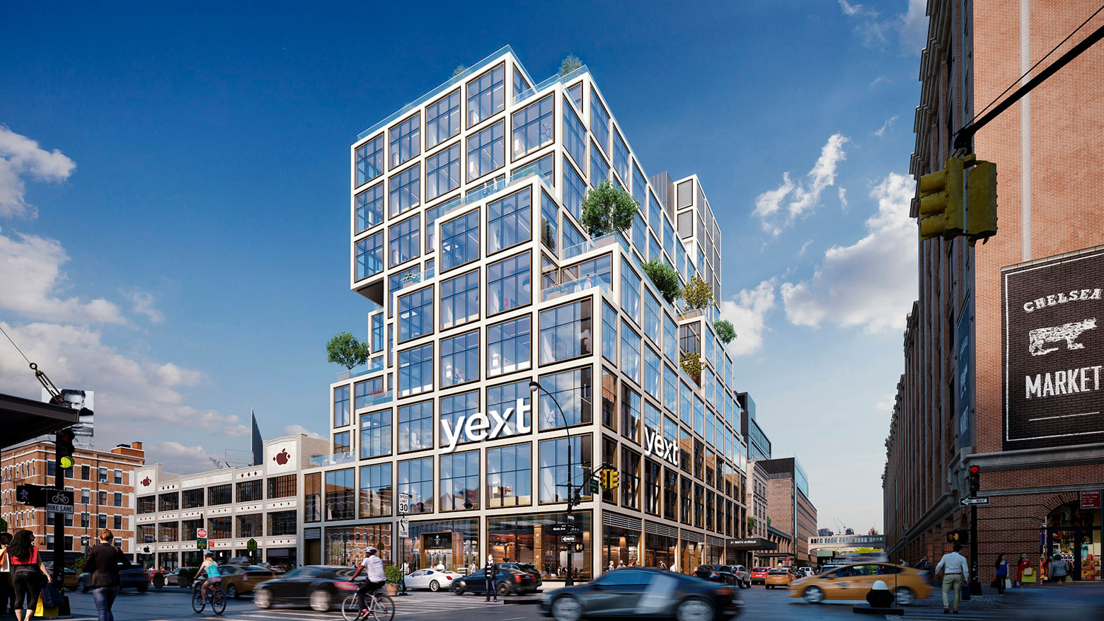 Introducing The Yext Building In Nyc Yext