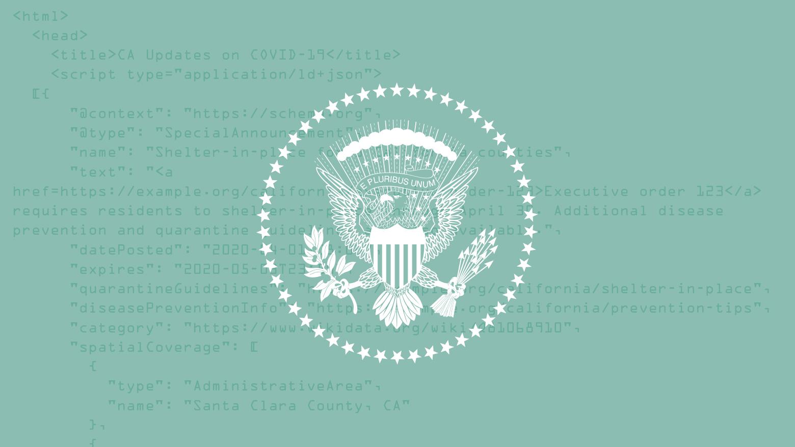 White House Schema.org