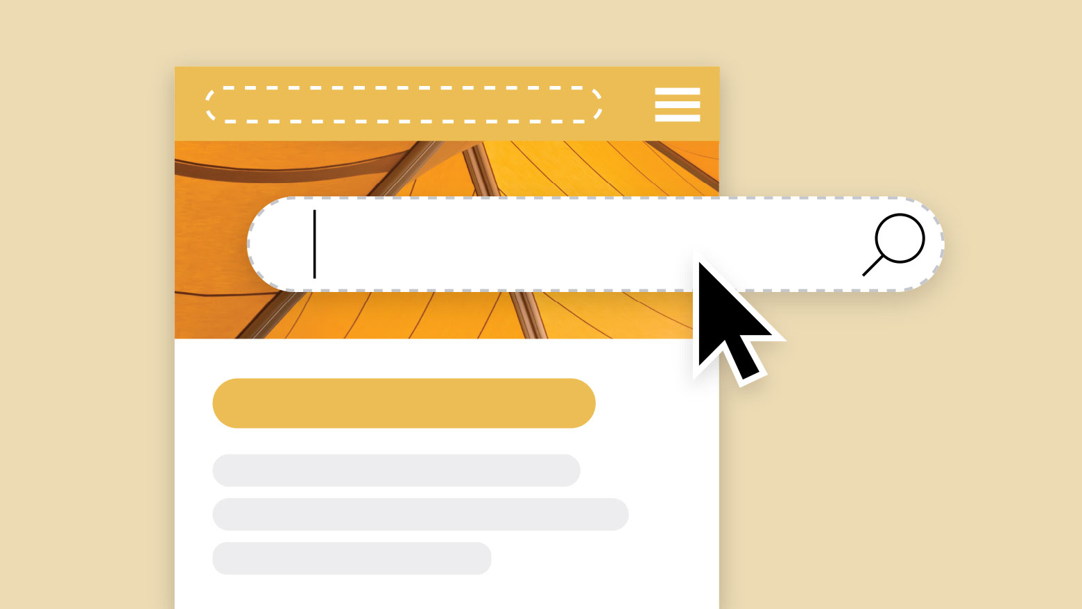 Site search for your website redesign