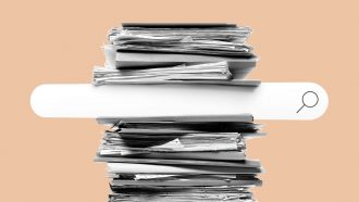 Managing proliferation of content